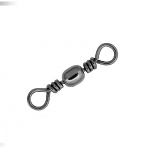 BARREL SWIVEL BK SW-1002