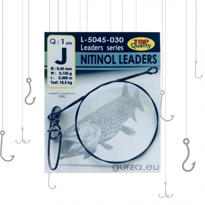 Nitinol Liader J L-5045-xxx